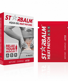 STARBALM Heat Patches