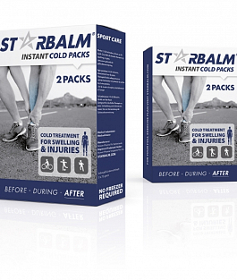 STARBALM Cold Packs