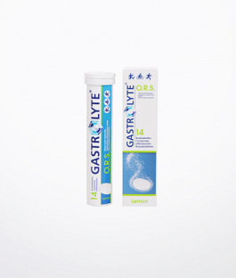 Gastrolyte Effervescent Tablets O.R.S.