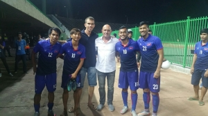 Cambodia National Football Team